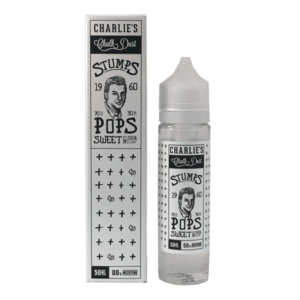 Charlie's Chalk Dust Stumps E Liquid – POPS Sweet and Sour Melon