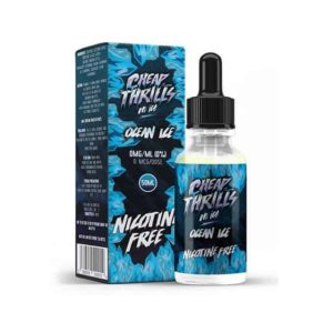 CHEAP THRILLS ON ICE – OCEAN ICE E-LIQUID