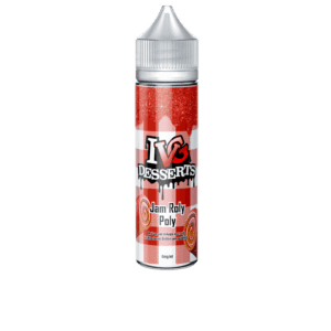 JAM ROLY POLY ELIQUID BY I VG DESSERTS