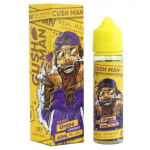 Cushman Series Mango Grape 60ml