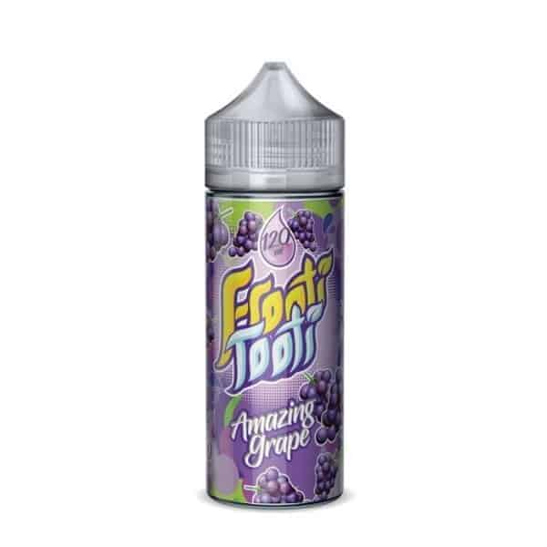 Amazing Grape E Liquid by Frooti Tooti