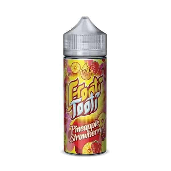 Pineapple Strawberry E Liquid by Frooti Tooti