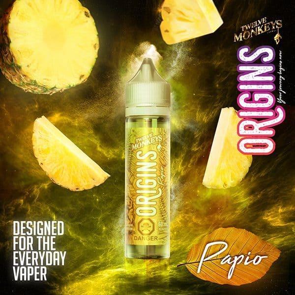 12 Monkeys - Origins - Papio
