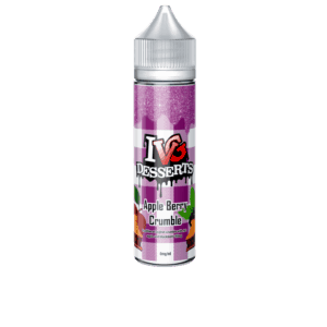 APPLE BERRY CRUMBLE ELIQUID BY I VG DESSERTS