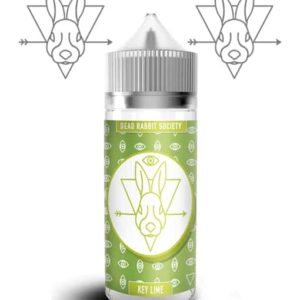 DEAD RABBIT SOCIETY WHITE -  KEY LIME