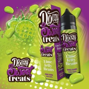 LIME JELLY BEANS BY DOOZY SWEET TREATS