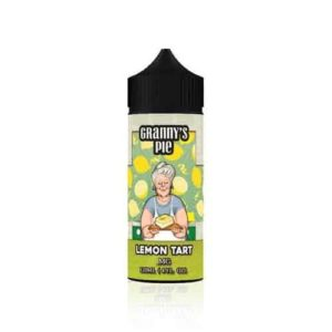 GRANNYS PIE LEMON TART BY VAPE BREAKFAST CLASSIC