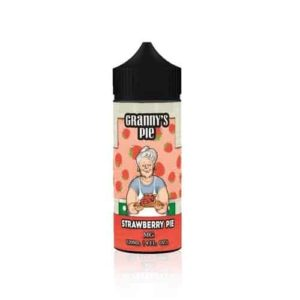 GRANNYS PIE STRAWBERRY PIE BY VAPE BREAKFAST CLASSIC