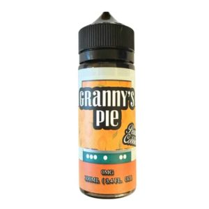 GRANNYS PIE PEACH COBBLER BY VAPE BREAKFAST CLASSIC