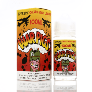 WAR PIGS 100ML BY CLOUD THIEVES