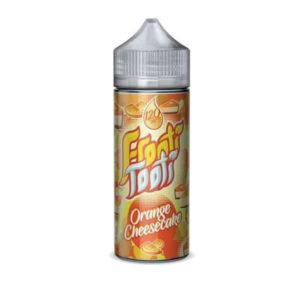 Orange CheeseCake E Liquid by Frooti Tooti