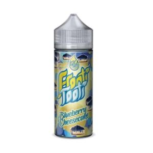 Blueberry Cheesecake E Liquid by Frooti Tooti