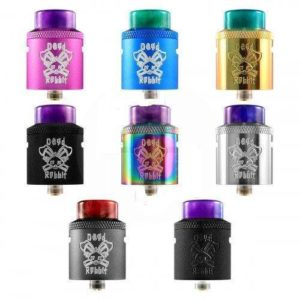 HELLVAPE DEAD RABBIT SQ 22MM RDA
