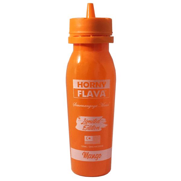 Horny Flava - Horny Mango 100ml Limited Edition