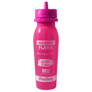 Horny Flava - Horny Strawberry 100ml Limited Edition
