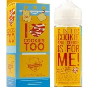 I Love Cookies E-Liquid by Mad Hatter Juice 100ML