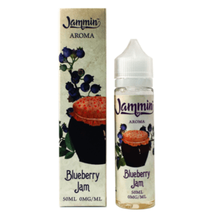 Jammin E liquid – Blueberry Jam