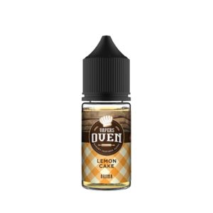 Vapers Oven - Lemon Cake
