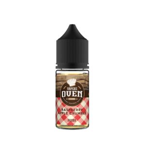 Vapers Oven - Raspberry Apple Crumble