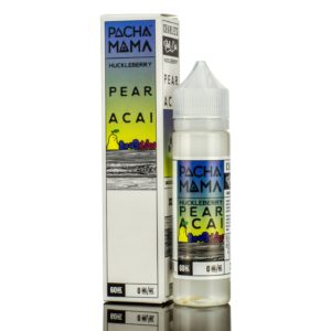 Charlie's Chalk Dust E Liquid – Pacha Mama Huckleberry Pear Acai