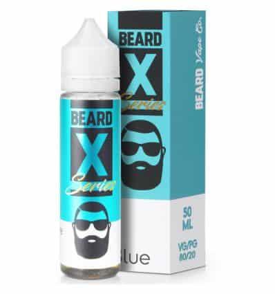 Blue E-Liquid by Beard Colours