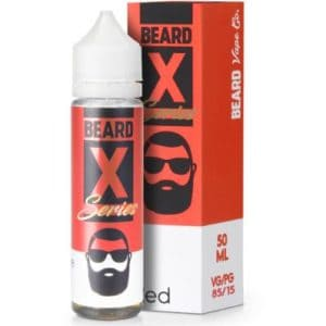 Red E-Liquid by Beard Colours