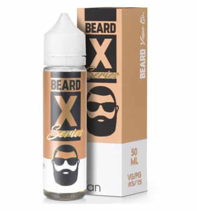 Tan E-Liquid by Beard Colours