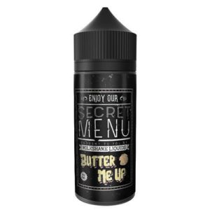 Butter Me Up Secret Menu by Milkshake Liquids