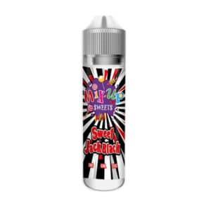 SWEET JACK BLACK E-LIQUID BY MIX UP SWEETS