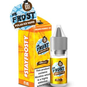 Dr Frost – Orange Mango Ice 50-50