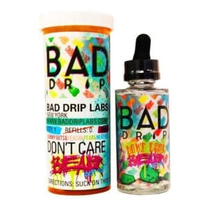 Bad Drip - Dont Care Bear Iced Out E-liquid