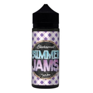BLACKCURRANT SUMMER JAMS BY JUST JAM