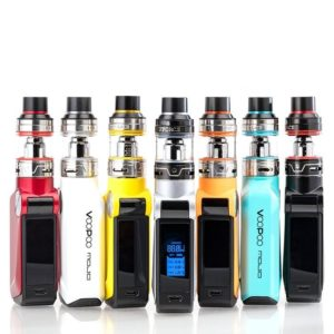 VOOPOO MOJO 88W MOD AND UFORCE SUB-OHM TANK TC STARTER KIT