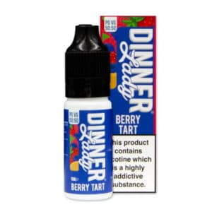 Berry Tart - Dinner Lady 50/50 E-Liquid