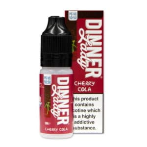 Cherry Cola - Dinner Lady 50/50 E-Liquid