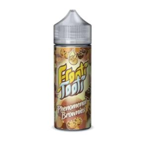 Phenomenal Brownies E Liquid by Frooti Tooti 60ml