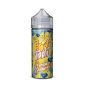 Lemon Blueberry E Liquid by Frooti Tooti 60ml