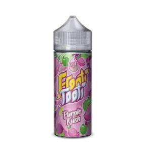 Purple Kush E Liquid by Frooti Tooti 60ml