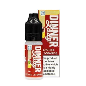 Lychee Lemonade - Dinner Lady 50/50 E-Liquid