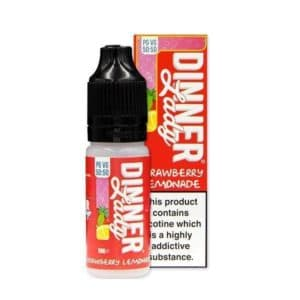 Strawberry Lemonade - Dinner Lady 50/50 E-Liquid
