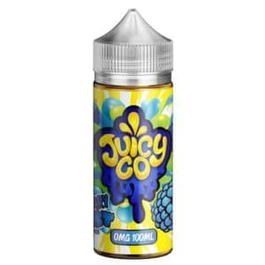 BLUE RASPBERRY BLAST BY JUICY CO