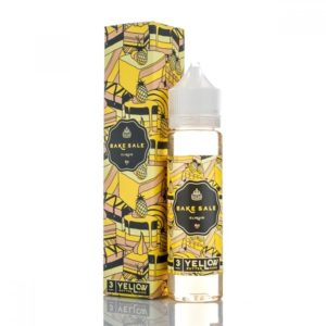Yellow Butter Cake E-liquid - Bake Sale By Charlies Chalk Dust