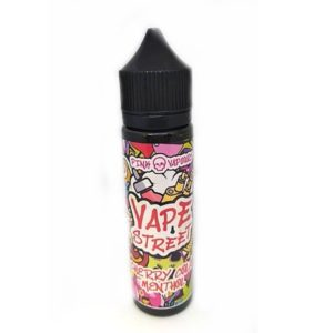 Cherry Cola Menthol by Vape Street