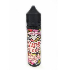 Apple and Blackcurrant Ice by Vape Street