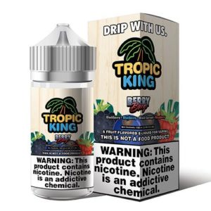 Tropic King - Berry Breeze E-liquid
