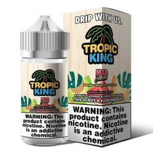 Tropic King - Mad Melon E-liquid