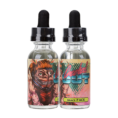Brace Face E-Liquid by Geeked Out