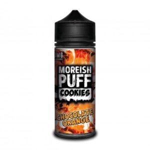Chocolate Orange - Moreish Puff Cookies