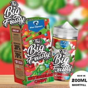 THE BIG FRUITY - WATERMELON CANDY