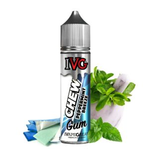 PEPPERMINT BREEZE ELIQUID BY I VG CHEW GUM